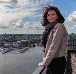 Port of Amsterdam cruise Alma Prins-Droog