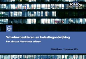 Schaduwbankieren en belastingontwijking