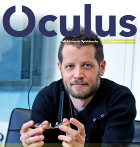 Cover Optiekvakblad Oculus